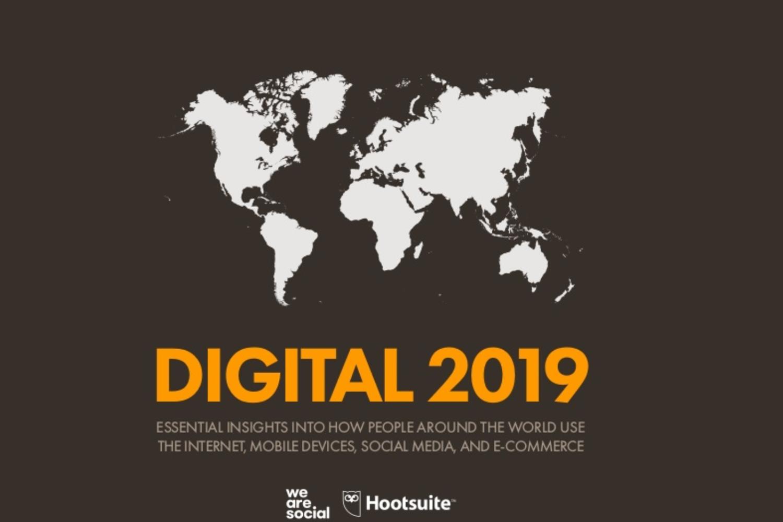 sociale media in 2019