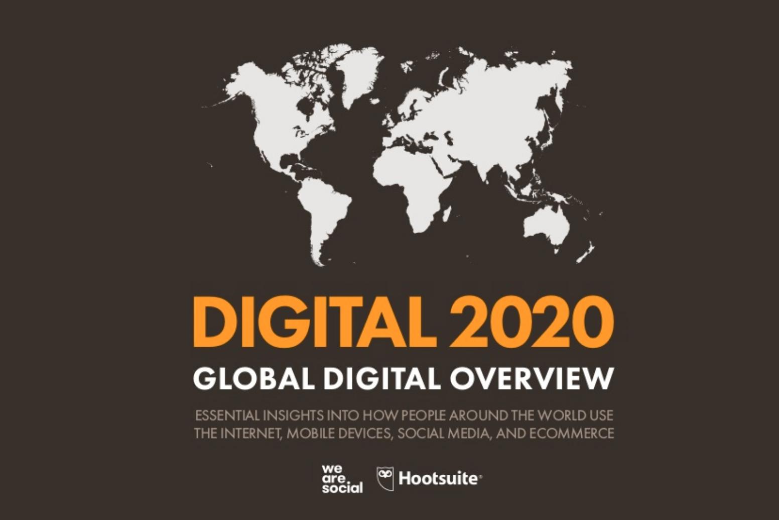 sociale media in 2020