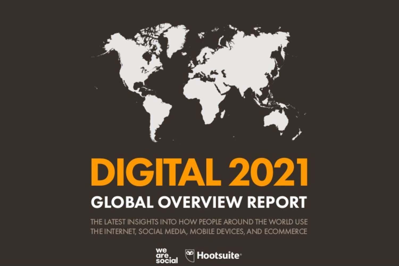 sociale media cijfers 2021